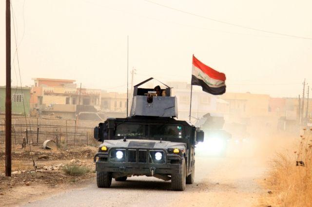 Иракская армия объявила оликвидации одного изглаварей Исламского государства, уроженца Чечни