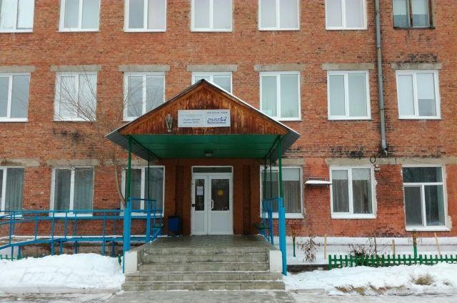 Вомской школе-интернате произошел пожар