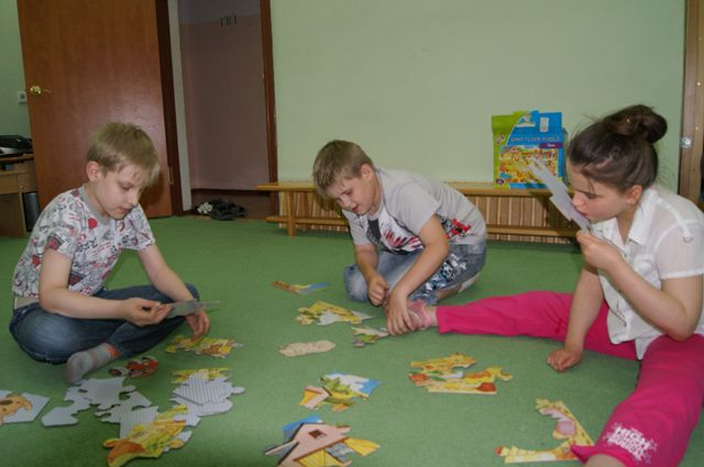 Необычайный инклюзивный центр презентовали вКрасноярске