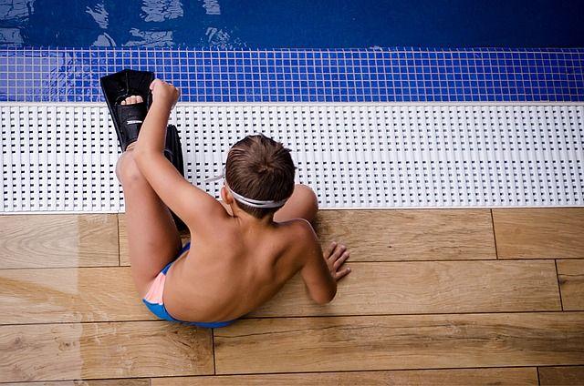 Квартира с бассейном выставлена на продажу