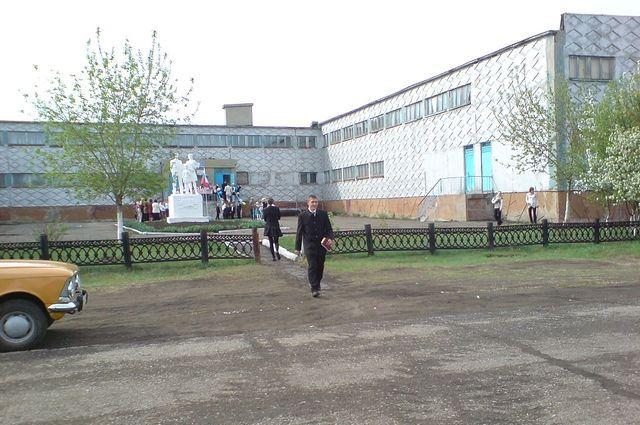 Новоуральская школа уже прославилась на всю страну.