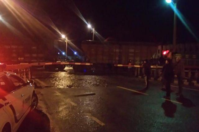 НаЛьвовщине сошел срельсов грузовой поезд, перекрыта дорога Киев-Чоп