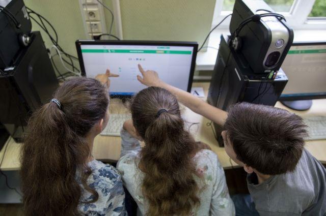 Школьники приняли участие в анкетировании, где указали, какую профессию предпочитают.