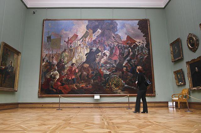 ВБелгород привезут картины изТретьяковской галереи