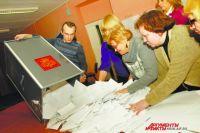 Участие в выборах депутатов райсовета приняли 40,9% зарегистрированных в районе избирателей.