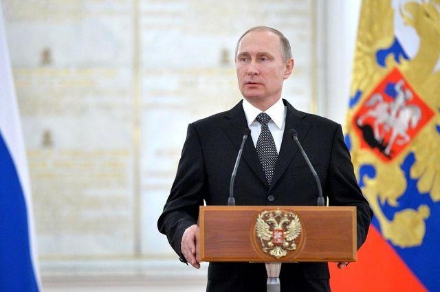 Путин узаконил звания военных изКрыма, которые предали Украинское государство