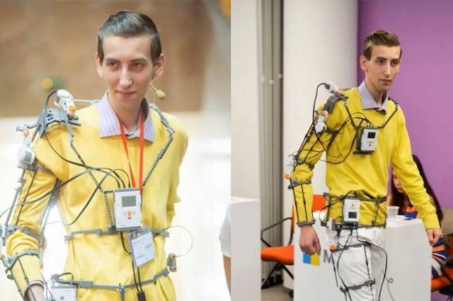 Украинский проект экзоскелета UniExo победил вконкурсе Силиконовой долины