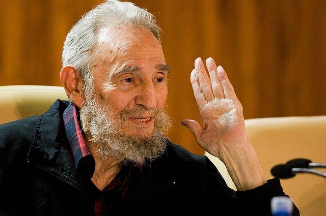 Кубинский политик ушел из жизни 25 ноября текущего года.