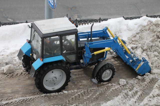 Оренбуржец избил главу одного из сел за плохо убранный снег.