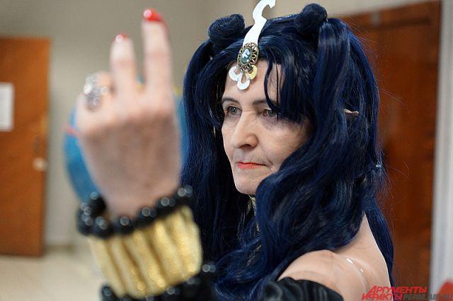 Выйдя на пенсию, Надежда Проскурина окончательно и бесповоротно влюбилась в аниме.
