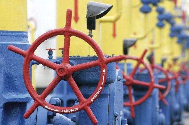 Украина засутки снизила запасы газа вПХГ на0,4% - «Укртрансгаз»