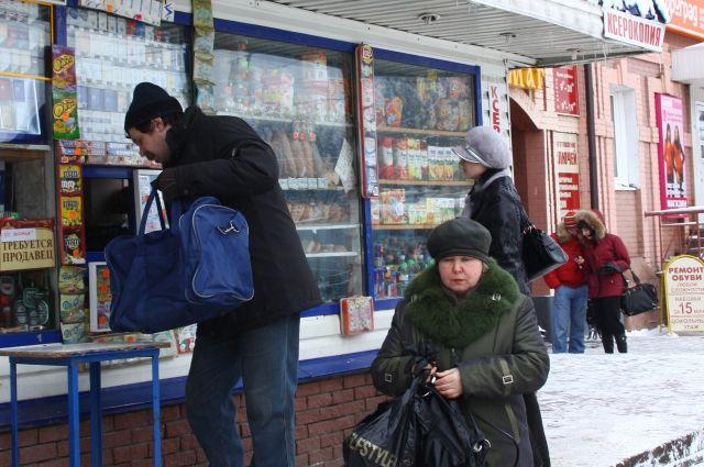 Около 120 торговых ларьков ликвидируют вКанавинском районе до1декабря