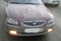 В Орске водитель автомобиля «Hyundai» допустил наезд на несовершеннолетнего пешехода.
