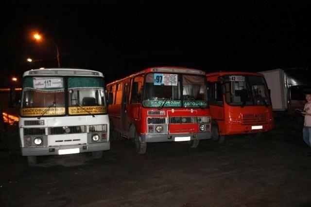 Нижегородское УФАС посчитало преступным решение оботмене 31 маршрута