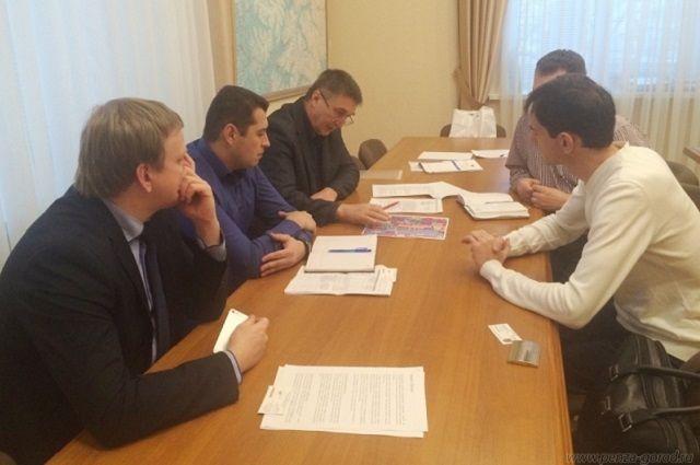По итогам встречи была достигнута договоренность о подборе необходимых инвестиционных площадок под реализацию проектов.