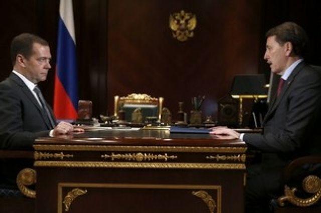 Медведев назвал приоритетное направление развития сел в Российской Федерации