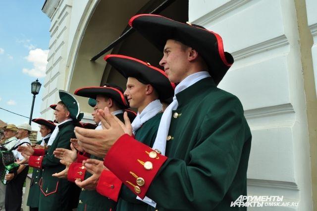 В Омске состоялся праздник «Дорогами Бухгольца»