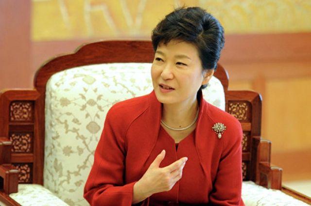 Южнокорейский президент готова уйти: Пусть решает парламент