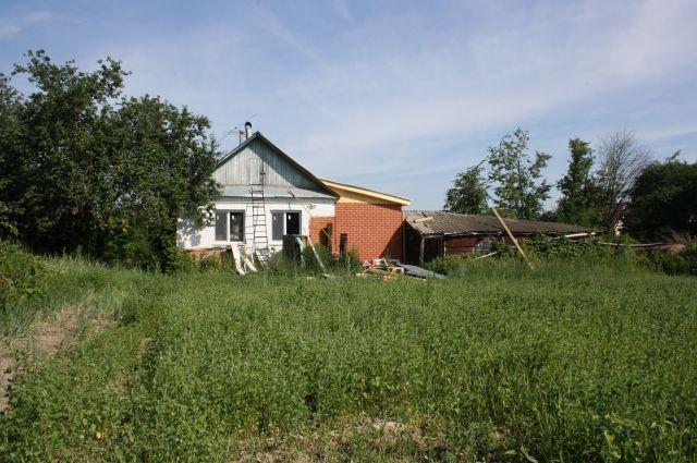 Крупный штраф заплатит калининградец за траву и сорняки на участке.