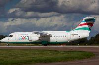 Самолёт Avro RJ85, разбившийся в Колумбии. Архивное фото.