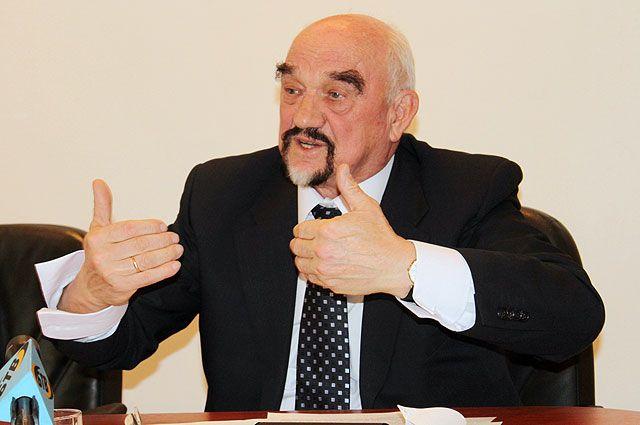 Первый президент Приднестровья и один из создателей Приднестровской молдавской республики Игорь Смирнов.