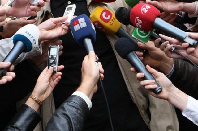 Украина вошла всписок стран свысоким уровнем давления на корреспондентов