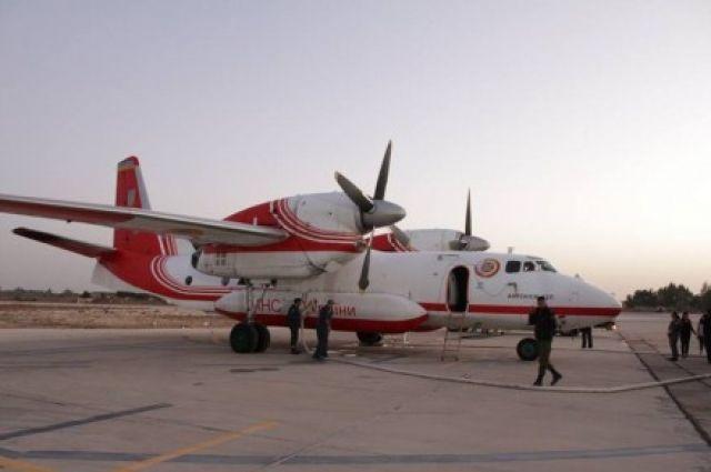 Самолет Ан-32П