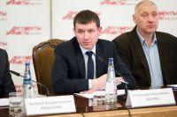 Александр Зюляев, руководитель по работе с Пенсионными фондами «Почта Банка»