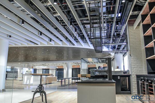 На 7-м этаже будут работать фуд-корты и пять ресторанов различной кухни