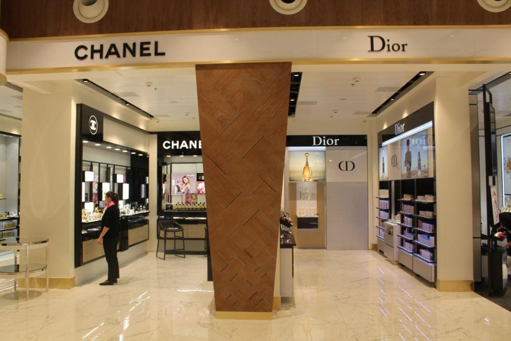 Мировые бренды Шанель и Диор