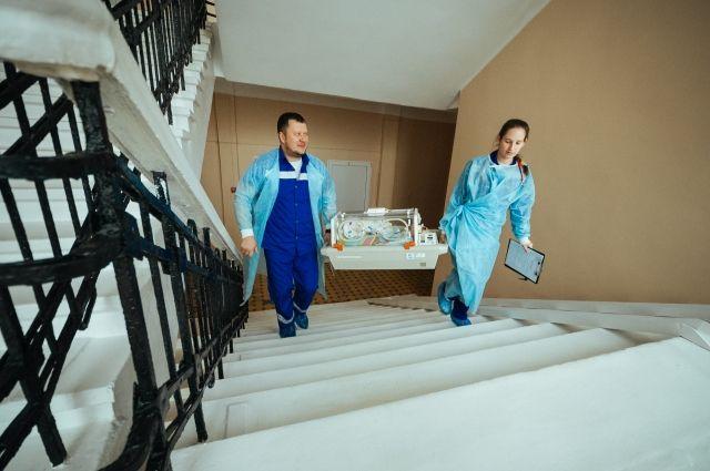 Перевозка ребенка - каждый шаг выверен
