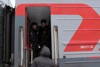Жителя Алтайского края подозревают в краже, совершенной в поезде