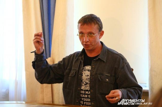 Евгений Гаврилов<br />  АиФ