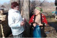 С сельским бытом пожилому человеку трудно справиться