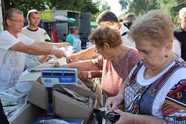 За9 месяцев напокупки потратили 211,5 млрд. руб. — Красноярцы экономят