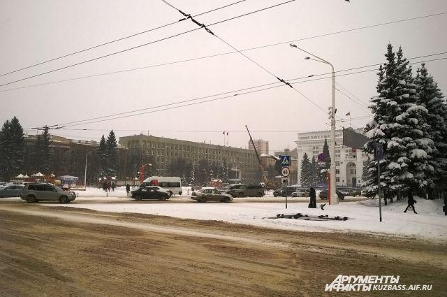 Массовые субботники пройдут в столице Кузбасса.
