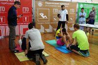 Упражнения комплекса требуют хорошей координации и выносливости