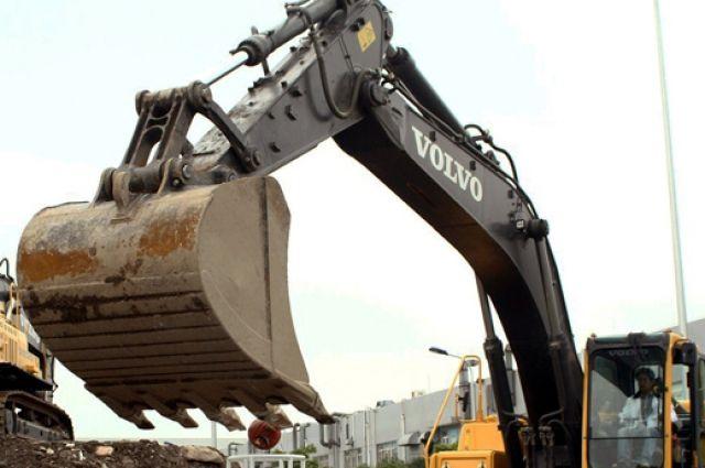 Ремонт водопроводной линии вСамаре затянулся из-за незаконных построек