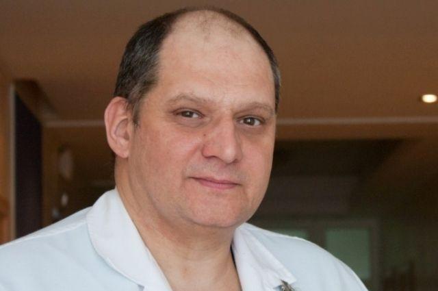 Дмитрий Николаевич Стрункин, главный врач, директор «Консультационного онкологического центра СИСТЕМА СТРУНКИНА»
