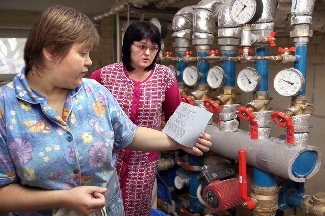 Граждан Липецкой области ждет рост тарифов накоммунальные услуги