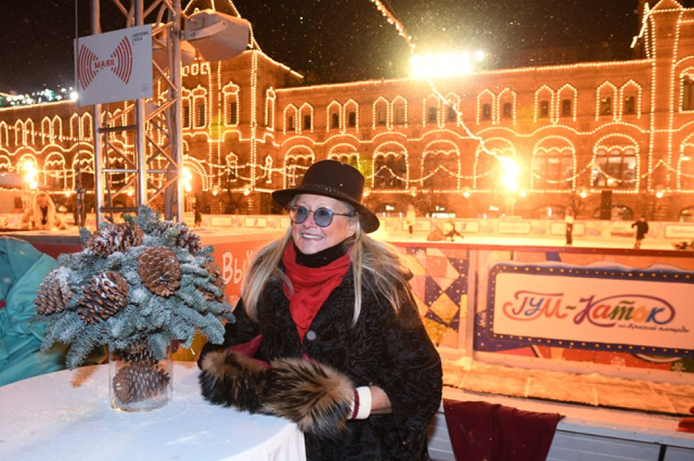 Президент благотворительного фонда «Русский Силуэт» Татьяна Михалкова.