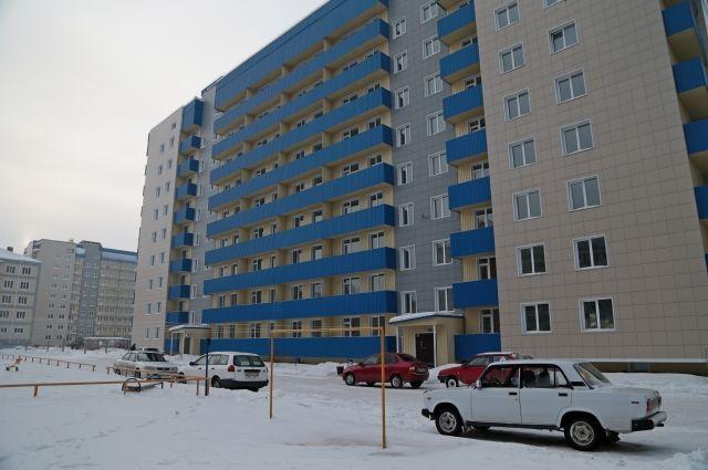 Бийчане получили новые квартиры