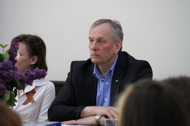 Валерий Касьянов стал и.о. декана журфака КубГУ