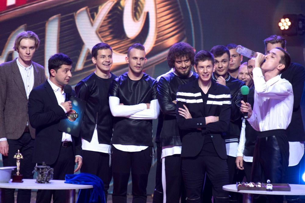 Команды очень старались удивить членов жюри, но победитель должен быть лишь один