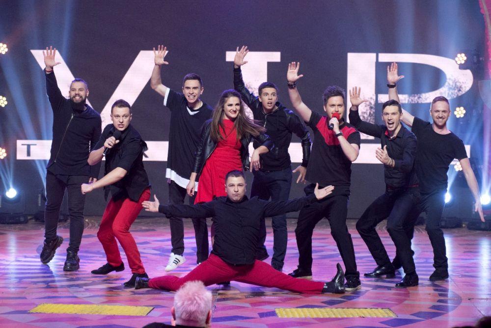 «V.I.P. Тернополь» на сцене
