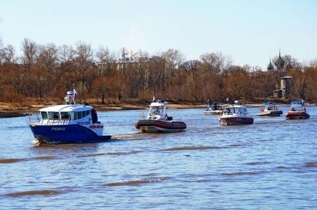 На водоемах Калининградской области закрывается навигация.