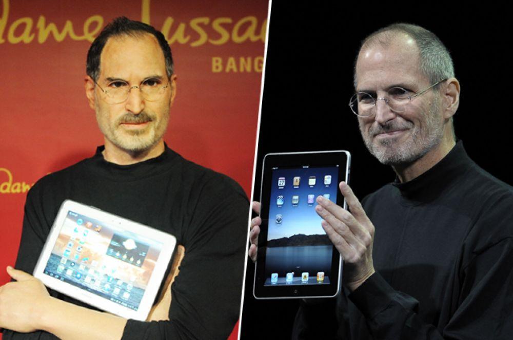 Стив Джобс.