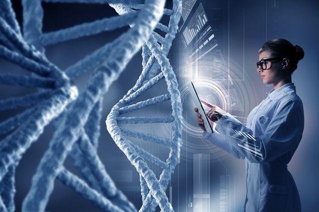 c12dee47b451 Передача по цепочке. Какие гены просыпаются... после смерти человека ...