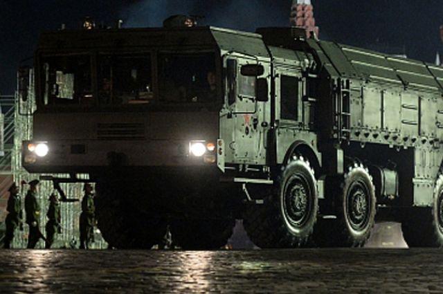 Лавров: РФперебрасывает «Искандеры» из-за действий НАТО