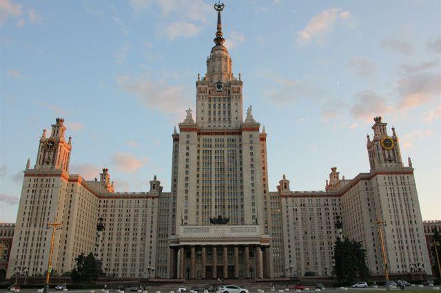 Московский государственный институт попал напервые строчки рейтинга наилучших БРИКС
